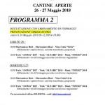 Cantine Aperte 2018 in Abruzzo il 26 e 27 maggio 15