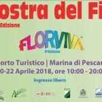 Mostra del Fiore - Florviva 2018 a Pescara dal 20 al 22 aprile
