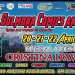 Sulmona Comics And Games 2018 con Cristina D'Avena