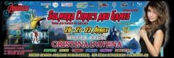 Sulmona Comics And Games 2018 con Cristina D'Avena