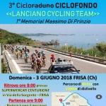 Ciclofondo Lanciano Cycling Team a Frisa il 3 giugno 2018