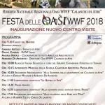 Giornata delle Oasi WWF il 20 maggio 2018: gli eventi in Abruzzo 1