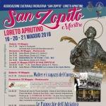 Festa di San Zopito a Loreto Aprutino dal 19 al 21 maggio 2018