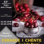 Sagra delle Ciliegie 2018 a Raiano: Notte Rosso Ciliegia con i Modena City Ramblers, Enzo Salvi...