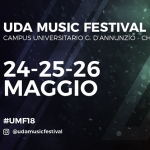 Uda Music Festival 2018 all'Università di Chieti
