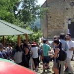 Bascialonga a Basciano il 24 giugno 2018 - L'Abruzzeria