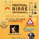 Festival Birre Artigianali delle Colline Teramane 2018 a Notaresco