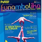 Funambolika 2018 a Pescara - XII Festival Internazionale del Nuovo Circo