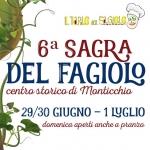 Sagra del Fagiolo a Monticchio dal 29 giugno al 1° luglio 2018