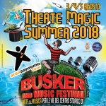 Theate Magic Summer 2018: a Chieti Busker and Music Festival