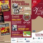 Vetrina del Parco 2018 a Montorio al Vomano con i Modena City Ramblers, New Trolls... 2