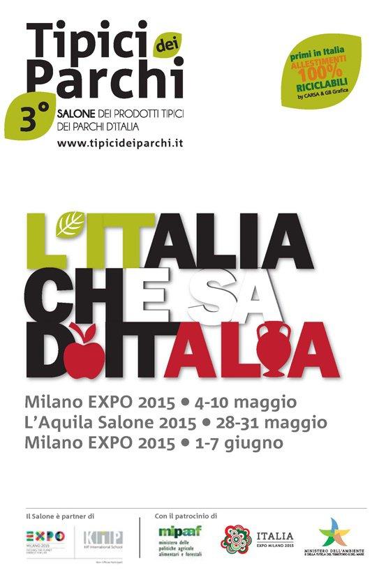 L 39 italia che sa d 39 italia salone dei prodotti tipici 2015 for Roma prodotti tipici