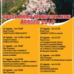 Eventi estate 2015 - Montelapiano