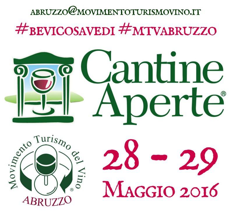 Cantine Aperte 2016 in Abruzzo il 28 e 29 maggio: tutti i programmi 35