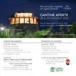 Cantine aperte 2016 - Programma Cantina Frentana