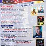 Raf Festa San Rocco e Santa Lucia 2016 - Cepagatti