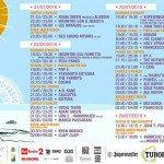 Siren Festival 2016 - Vasto - Programma