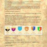 Serata Medievale Il Camerlengo 2016 - Chieti - Descrizione