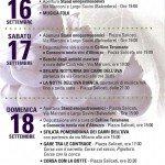 Uva Viva Uva a Mosciano Sant'Angelo dal 16 al 18 settembre 2016 1