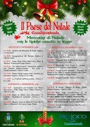 Il Paese del Natale a Casalincontrada dall'8 all'11 diecmbre 2016 1