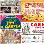 Carnevale in Abruzzo - Eventi dal 25 al 28 febbraio 2017