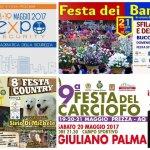 Eventi in Abruzzo dal 19 al 21 maggio 2017