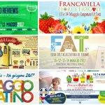 Eventi in Abruzzo dal 12 al 14 maggio 2017