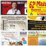 Eventi in Abruzzo dal 2 al 4 giugno 2017