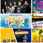 Eventi in Abruzzo dal 23 al 25 giugno 2017