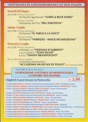 Festa di San Cetteo 2017 a Pescara dal 30 giugno al 2 luglio 1
