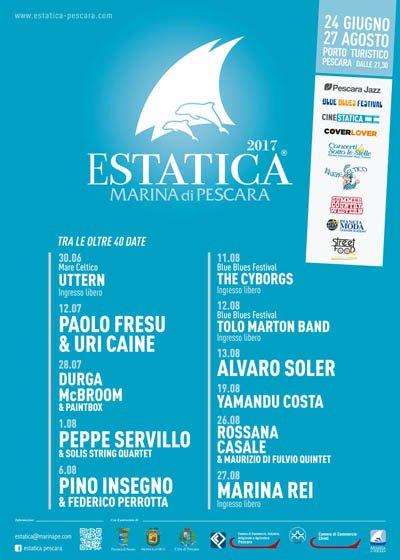 Estatica 2017 a Pescara: gli eventi