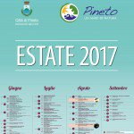 Estate 2017 a Pineto: più di 160 eventi!