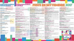 Feste di Settembre 2017 a Lanciano: Alex Britti, Dodi Battaglia... per un totale di circa 40 eventi!