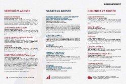 John Fante Festival 2017 a Torricella Peligna dal 25 al 27 agosto 1