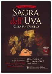 Festa Patronale e del Perdono 2017 a Città Sant'Angelo - XXXIV Sagra dell'Uva
