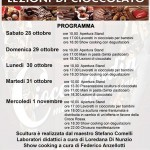 Cioccolandia 2017 a Pescara dal 28 ottobre al 1° novembre 1