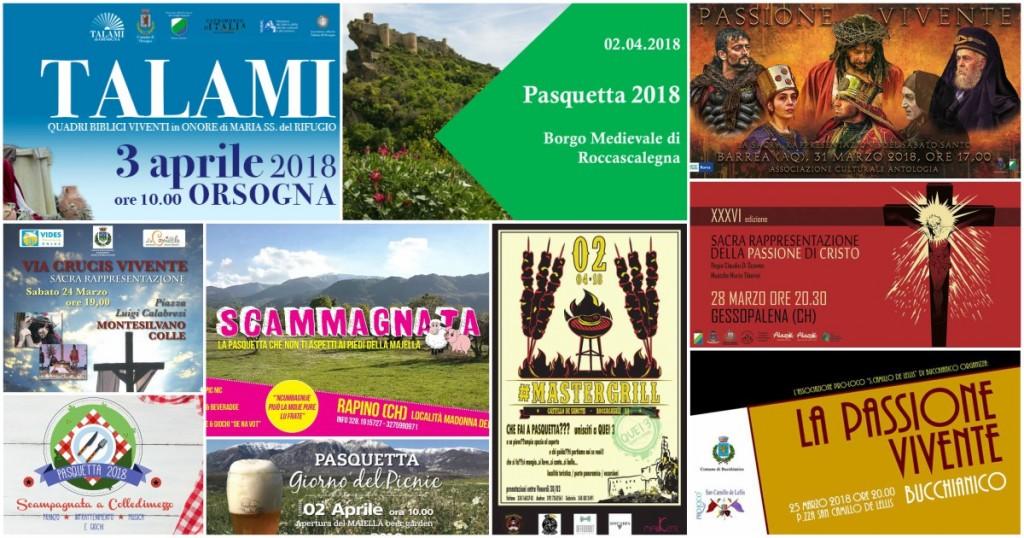 Eventi per Pasqua e Pasquetta 2018 in Abruzzo