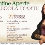 Cantine Aperte 2018 in Abruzzo il 26 e 27 maggio 2