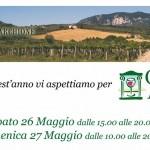 Cantine Aperte 2018 in Abruzzo il 26 e 27 maggio 26