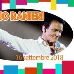 Massimo Ranieri a Lanciano per le Feste di Settembre 2018