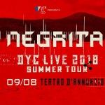 I Negrita a Pescara il 9 agosto 2018