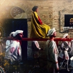 A Cena con i Bizantini 2018 a Crecchio