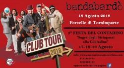Festa del Contadino 2018 con la Bandabardò a Forcelle di Tornimparte