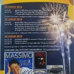 Festa di Sant'Andrea 2018 a Pescara con Massimo Ranieri 2