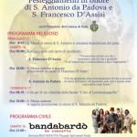 Bandabardò a Decontra di Scafa per le Feste Patronali 2018 1