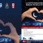 La Notte Romantica 2018 nei Borghi più Belli d'Italia: gli eventi in Abruzzo 2