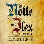 La Notte nell'Ilex AD 2018 e Sagra della Mugnaia a Elice