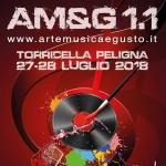 Arte Musica & Gusto 1.1 a Torricella Peligna con Jarabe de Palo, Nesli, Groovanda...