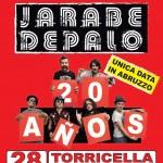 Arte Musica & Gusto 1.1 a Torricella Peligna con Jarabe de Palo, Nesli, Groovanda... 1