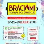 Braciami - Festival del Barbecue a Rapino dal 27 al 29 luglio 2018